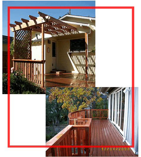 A-1 Construction – Deck, Fence, Stairs, Railings and Dry rot