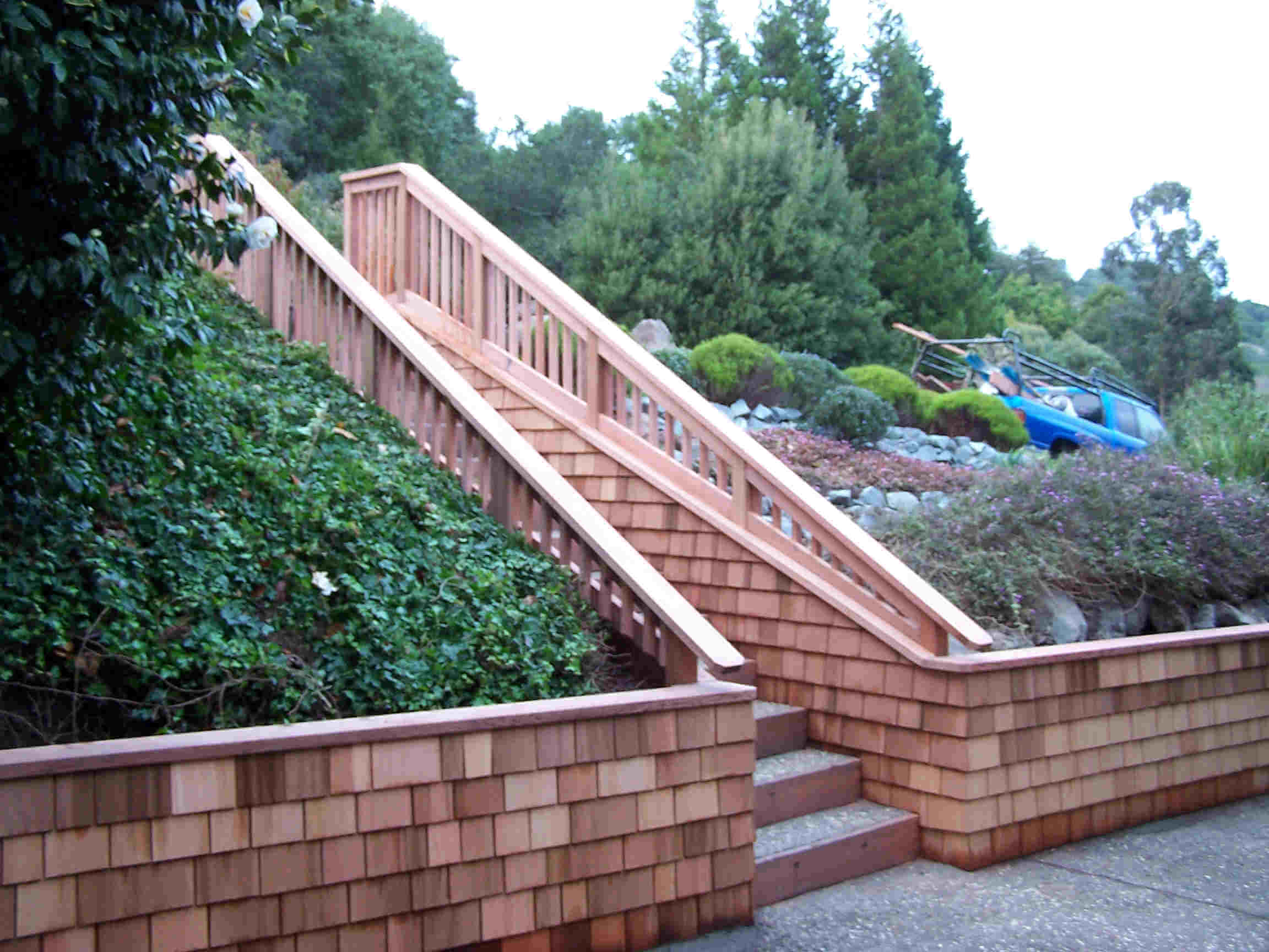 Retaining Walls A 1 Construction Deck Fence Stairs