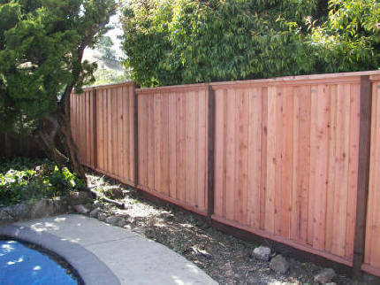 Redwood Fence A 1 Construction Deck Fence Stairs