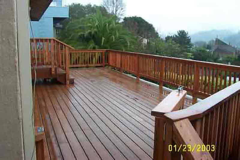 Trex Decking Colors >> Trex – A-1 Construction – Deck, Fence, Stairs, Railings ...